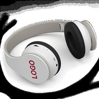 Sonar - Słuchawki Z Logo