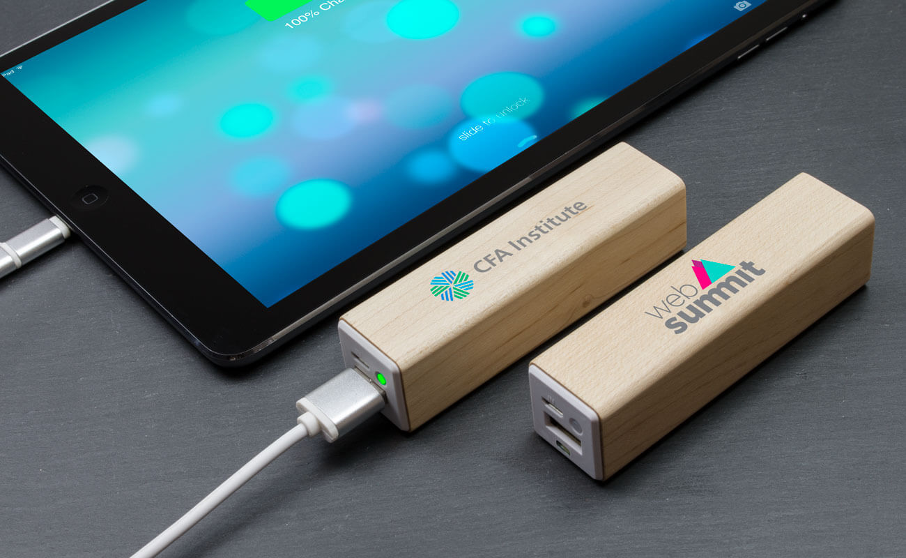 Maple - Power Bank Reklamowy