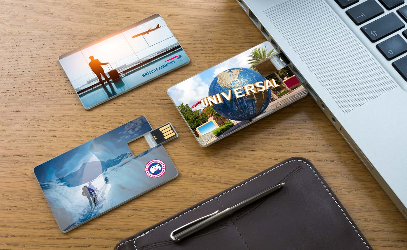 Wafer - Pendrive Karta Kredytowa