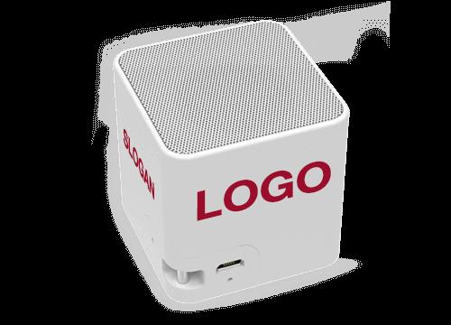 Cube - Głośnik Douszne Reklamowe
