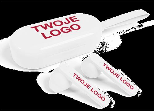 Duet - Spersonalizowane słuchawki douszne True Wireless