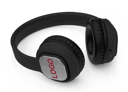 Indie - Słuchawki Z Logo Firmy