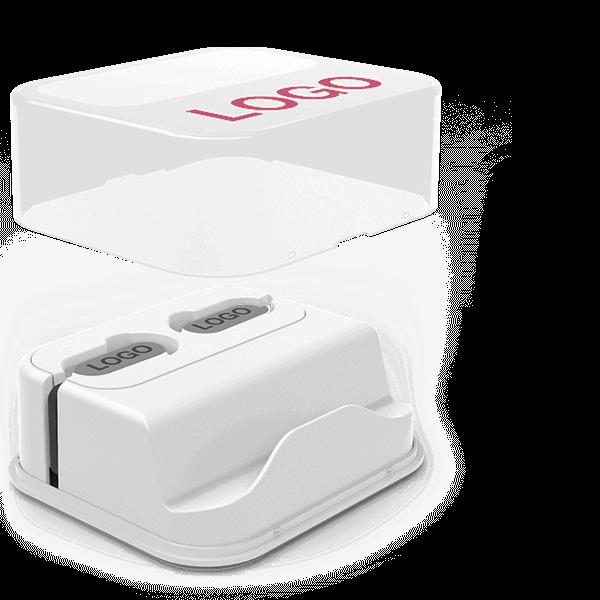 Peak Bluetooth® - Spersonalizowane bezprzewodowe słuchawki douszne