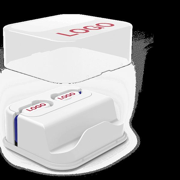 Vibe Bluetooth® - Spersonalizowane bezprzewodowe słuchawki douszne