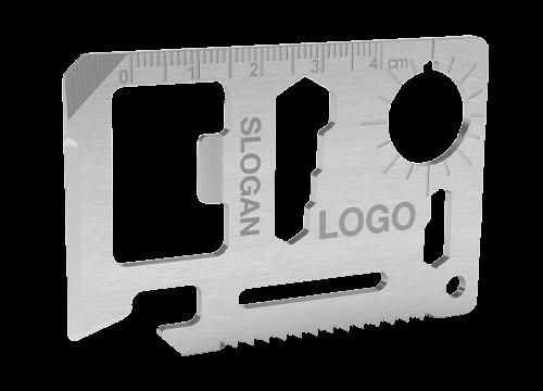 Kit - narzędzie karta kredytowa z brandingiem