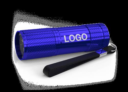 Lumi - Latarka z Logo
