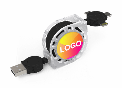 Motion - Personalizowany Kabel USB