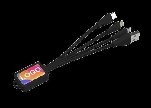 Multi - Spersonalizowany kabel USB ośmiornica