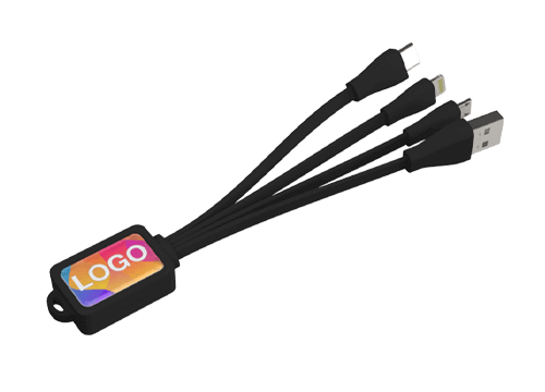 Multi - Kabel USB do ładowania ośmiornica zestaw spersonalizowany