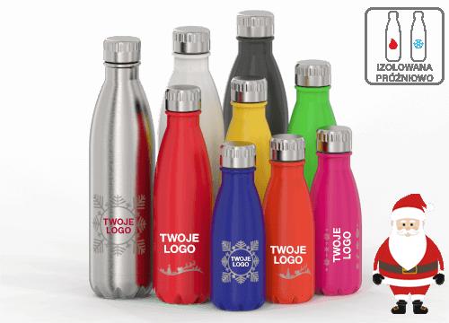 Nova Christmas - Personalizowane Butelki na Wodę