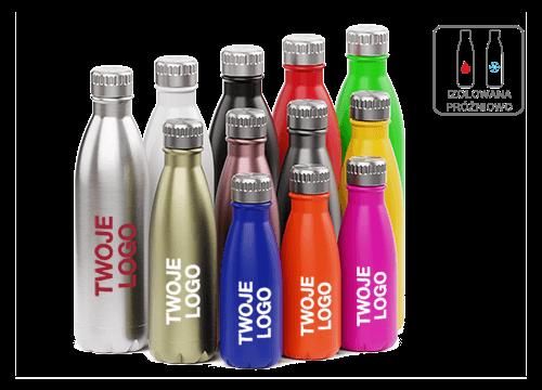 Nova - Personalizowane Butelki na Wodę
