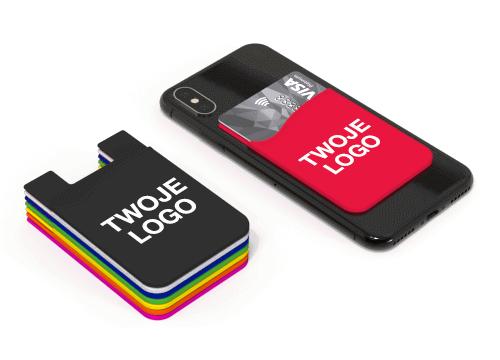 Slim - Smartphone Portfel z Nadrukiem