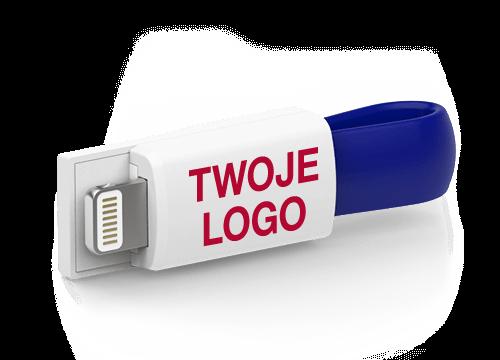 Tag - Kable USB z Nadrukiem Logo