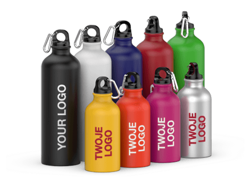 Vita - Personalizowane Butelki na Wodę