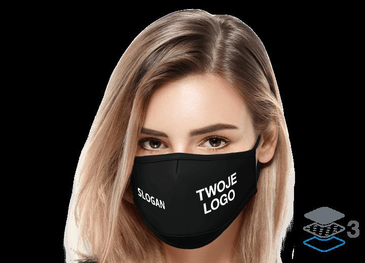Sky - Znakowane maski na twarz