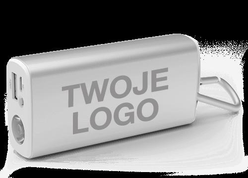 Encore - Power Bank z Logo