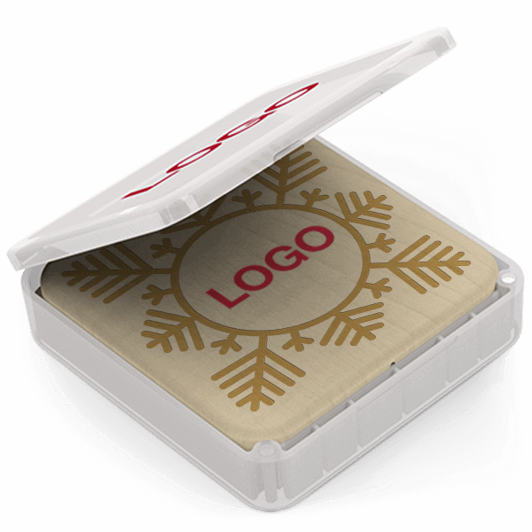 Forest Christmas - Bezprzewodowe Ładowarki Logo