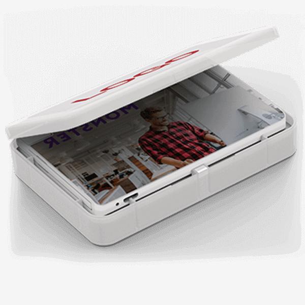 Card - Power Bank z Nadrukiem