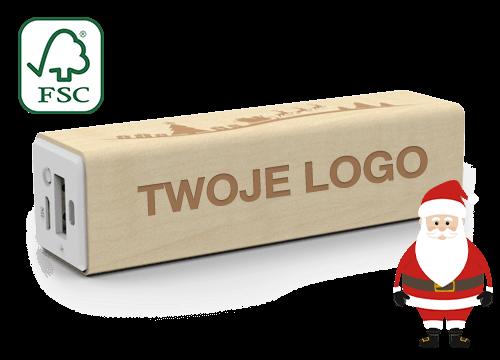 Maple Christmas - Powerbanki Spersonalizowane