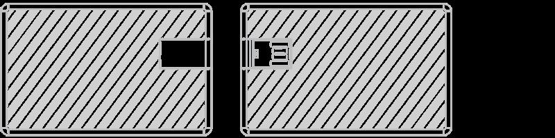 Karta USB Grawerowanie laserem
