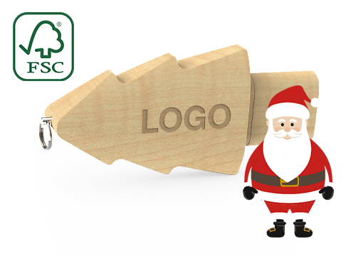 Christmas - USB Z Logo