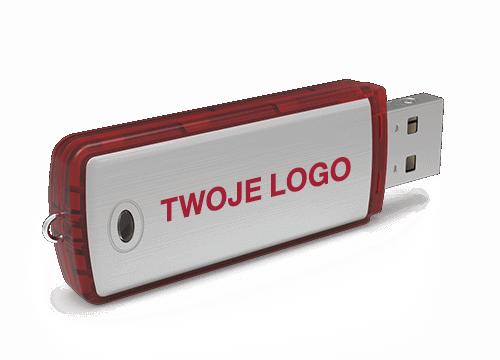 Classic - Pamięć USB Z Nadrukiem