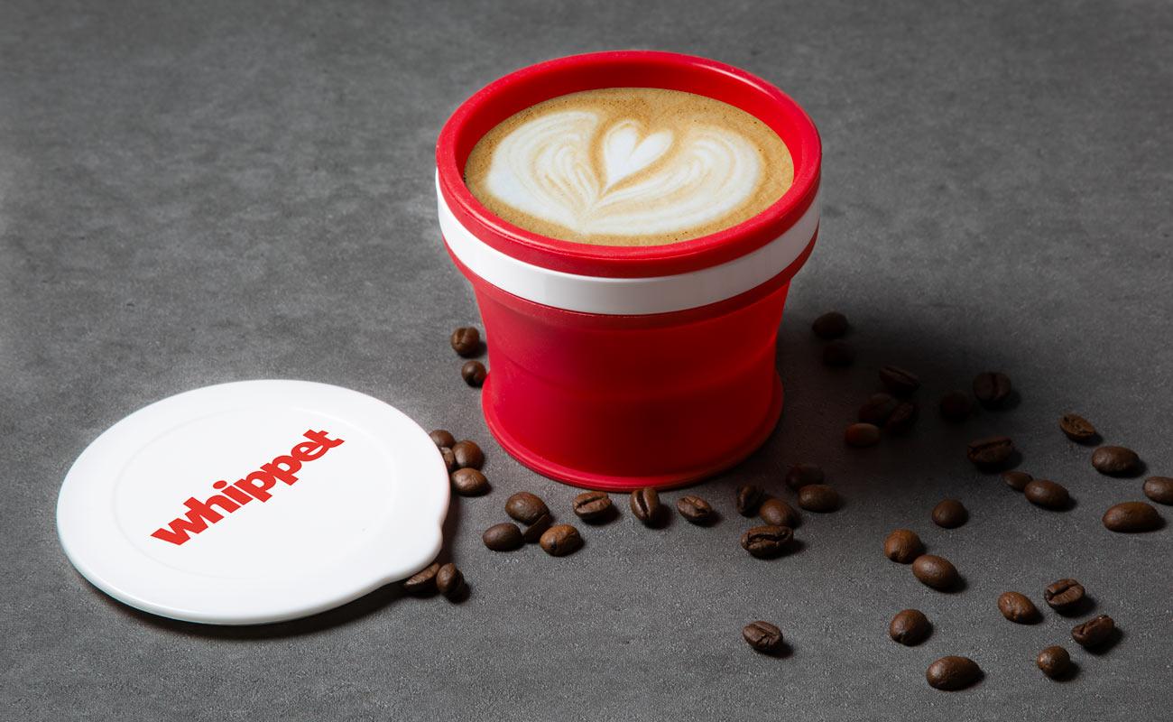 Compresso - Promocyjne kubki podróżne