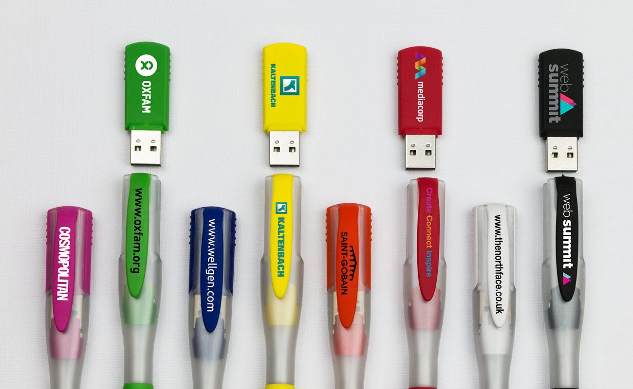 Ink - Długopis Z USB