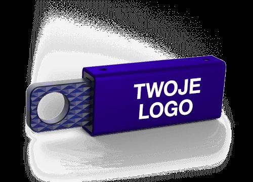 Memo - Pendrive Z Logo Firmy