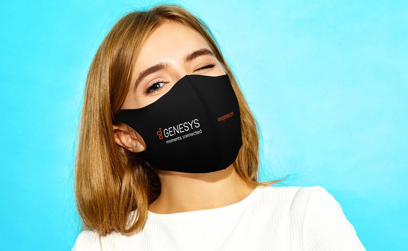 Neo - Znakowane maski na twarz