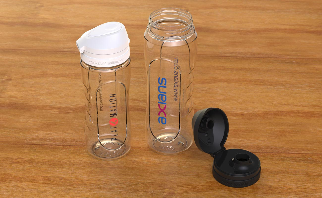Pacific - Personalizowane Butelki na Wodę