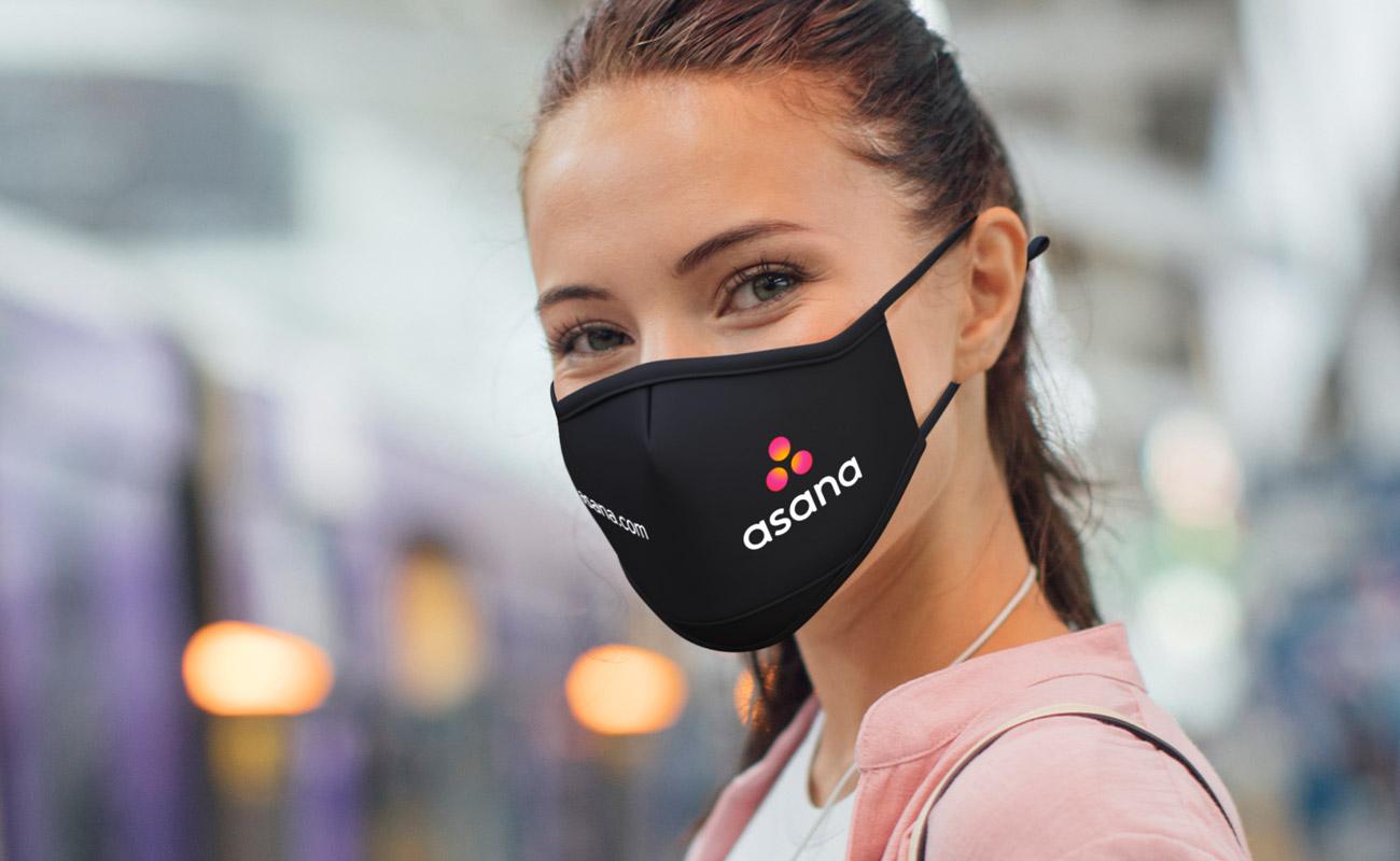 Sky iON - Znakowane maski na twarz