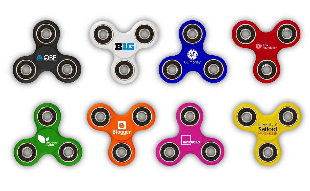 Sport - Fidget Spinner Logo