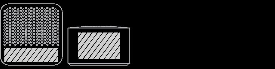 Głośnik Bluetooth® Drukowanie sitowe