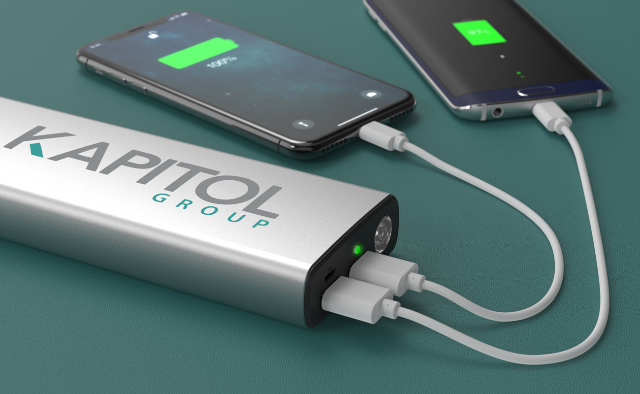 Titan - Power Bank Reklamowy