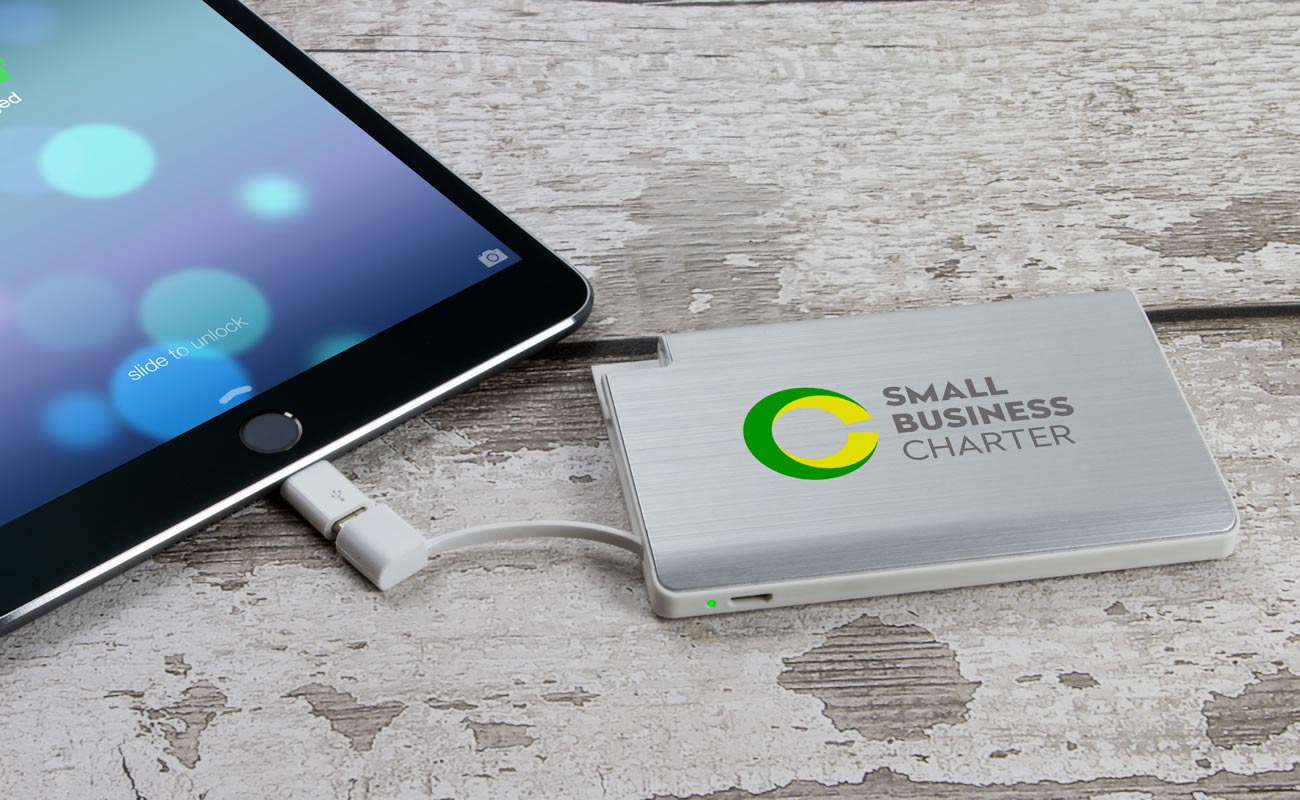 Volt - Power Bank Reklamowy