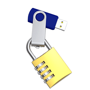 Key Blokada danych